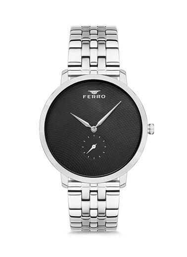 Ferro Saat Gümüş